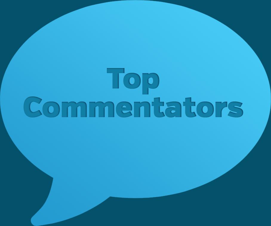 top-commentators