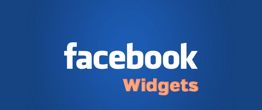 facebook-widgets
