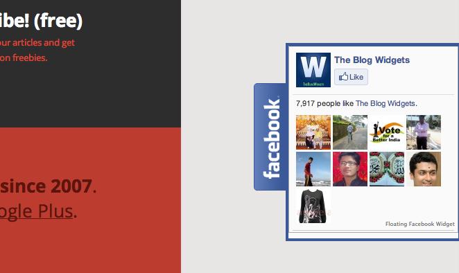 floating-facebook-widget